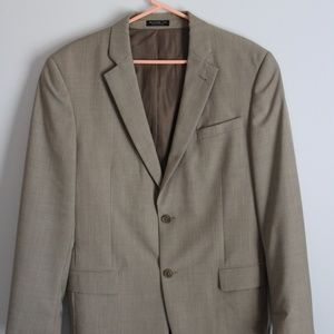 John Varvatos Suits & Blazers - Tan John Varvatos men's blazer 40R